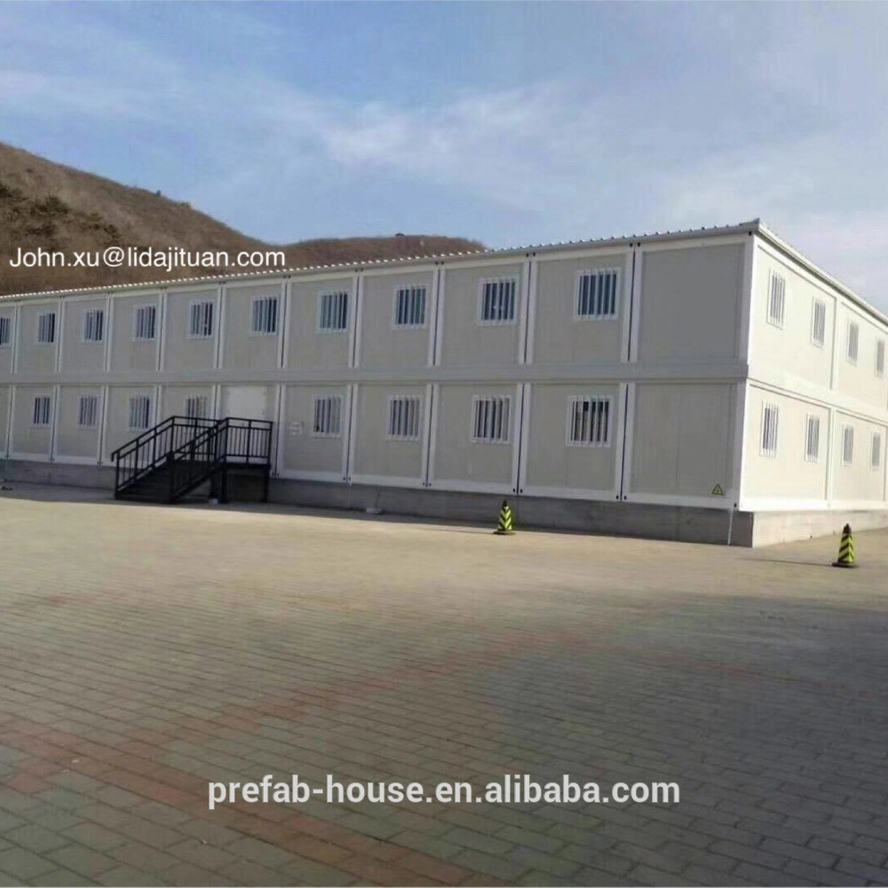 Prefab portable cabins container house