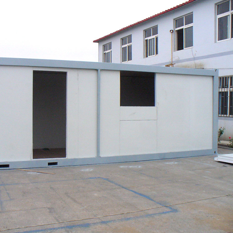 Luxury prefab homes modern garden expandable container house