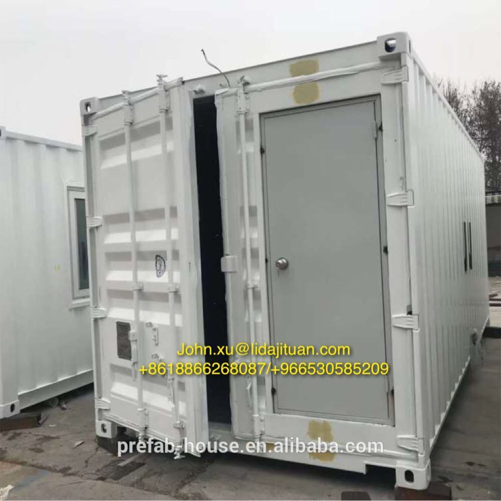 military used container house
