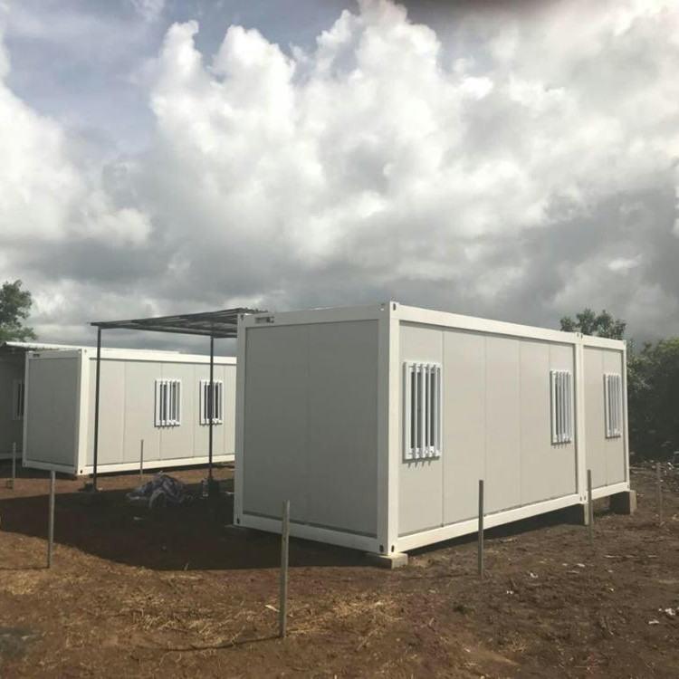 Prefabricated movable container house