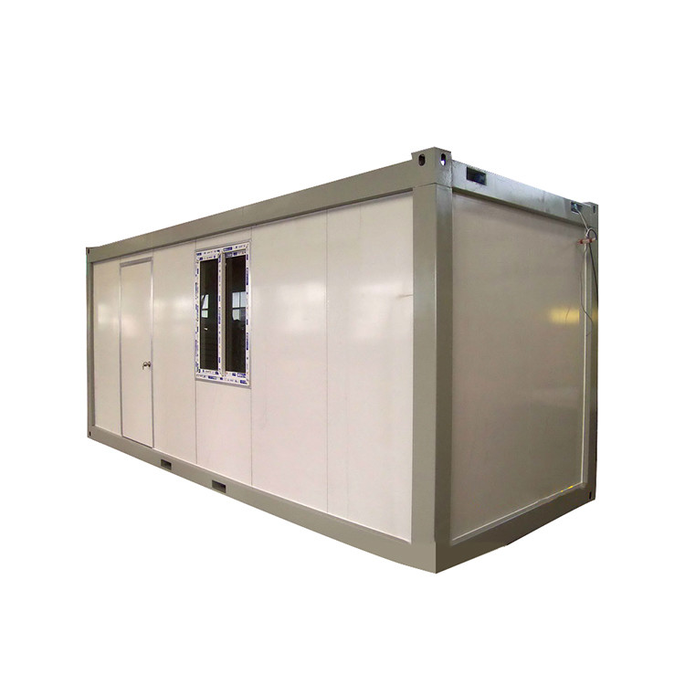 New Design 20ft Container Shop Design Prefabricated Hotel