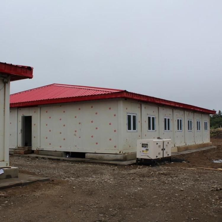 portable temporary housing house prefabricated prefab apartment building