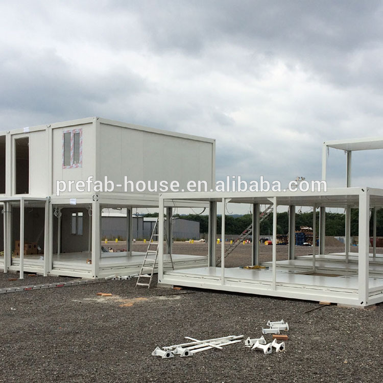 labour camps container house free design&quick installation