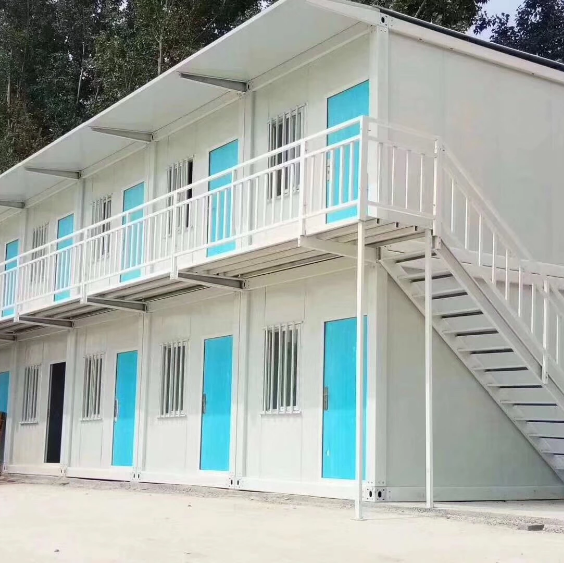 Fast Construction Prefabricated Solid Mineral Accommodation