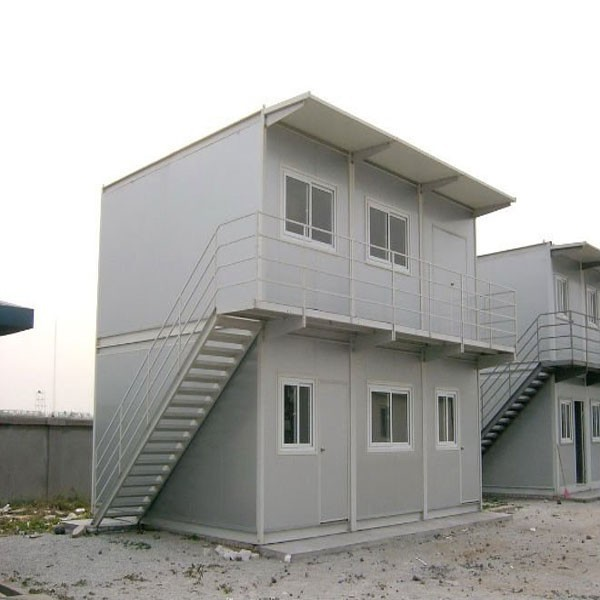 2-story folding container house luxury for sale philippines