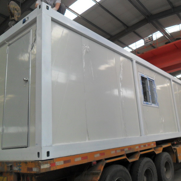 Jordan Flat Pack Prefab Worker Accoommodation Container