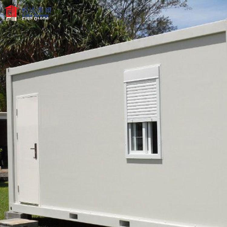 Flat pack prefabricated houses spain