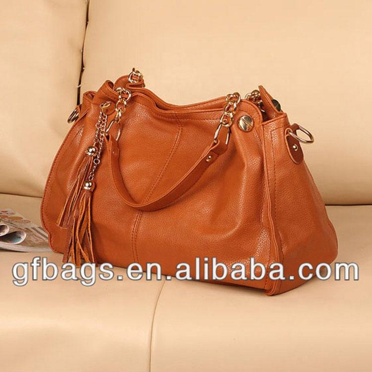 GF-J168 Hot Style Women's Genuine Leather LadySling BagTote Shoulder Bag