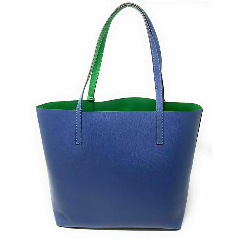 Gf-x637 Popular Unlined Leather Travel Tote Bags