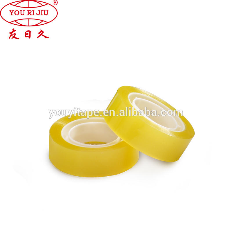 BOPP Adhesive stationerytape for office and school Stationery Tape