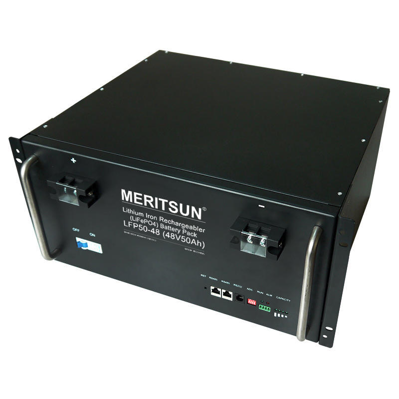 48v 50ah Lithium Ion Lifepo4 Battery Pack For Solar System