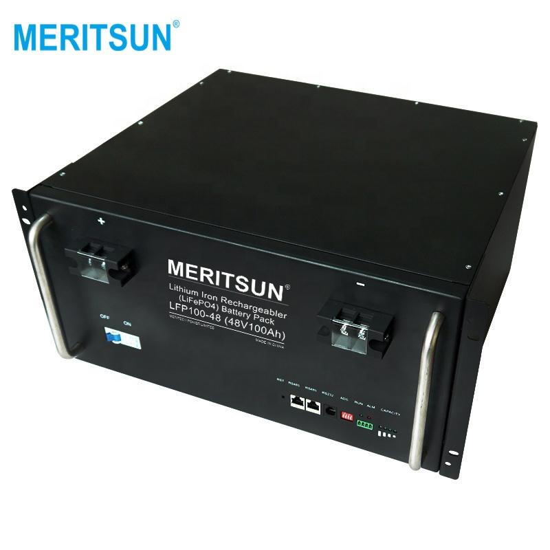 High Quality Lithium Lifepo4 48v 50ah 100ah Lto Battery Pack Solar Energy Storage Systems Uninterruptible Power Supplies