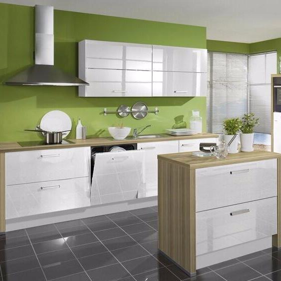 Whiterta kitchen cabinetsolid wood kitchen cabinet