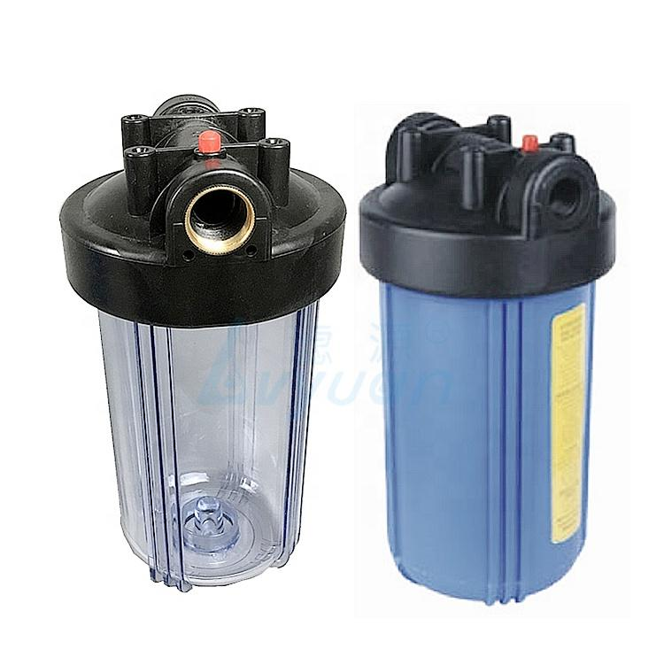 transparent/clear water filter housing 5 10 20 bb/jumbo filter housing