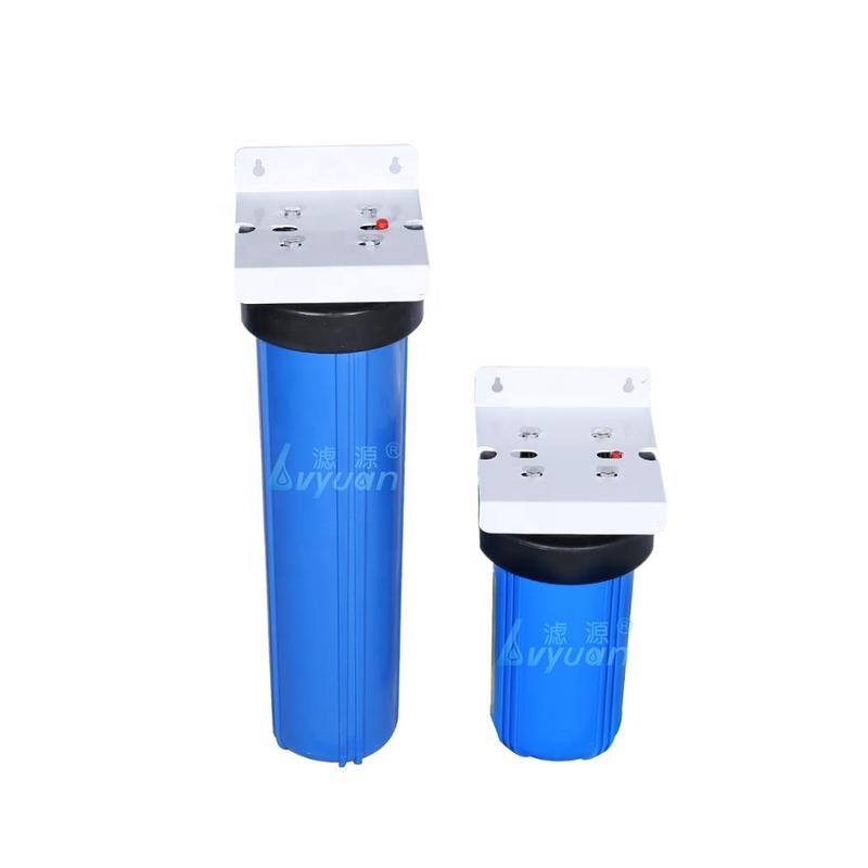 10 inch transparent water filter plastic housing filter for filtration