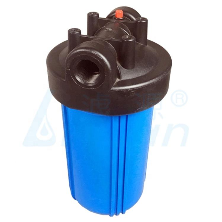 Water filter housing 5 10 inch 20'' big blue filter housing for water treatment/water filtration