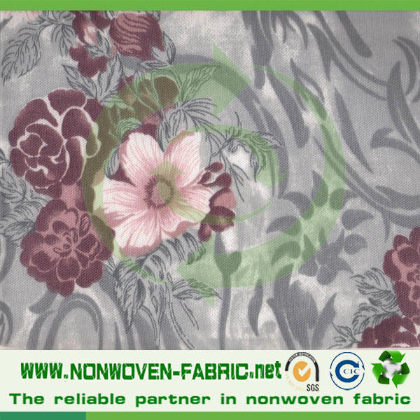 Good quality pp spunbond nonwoven fabric patterned fabrics, lots of pictures printing fabric