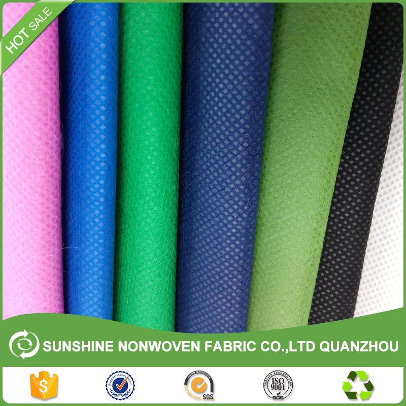 Sunshine factory supply nonwoven shopping bag, spunbond non-woven fabric ecological bags for Morocco