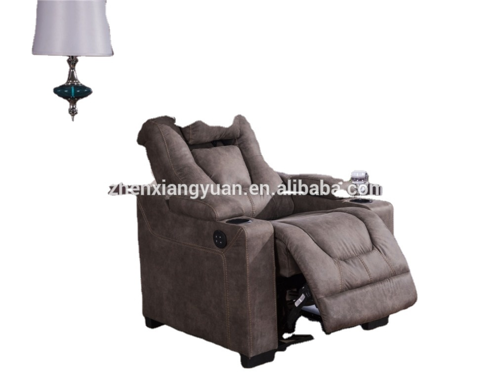 2021 furniture Movie Chair Home Cinema Seating Theatre Electric-Recline Single