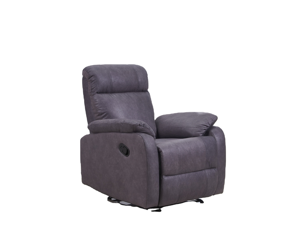 2021 Living room sofasrecliner fabric single chair manual recliner