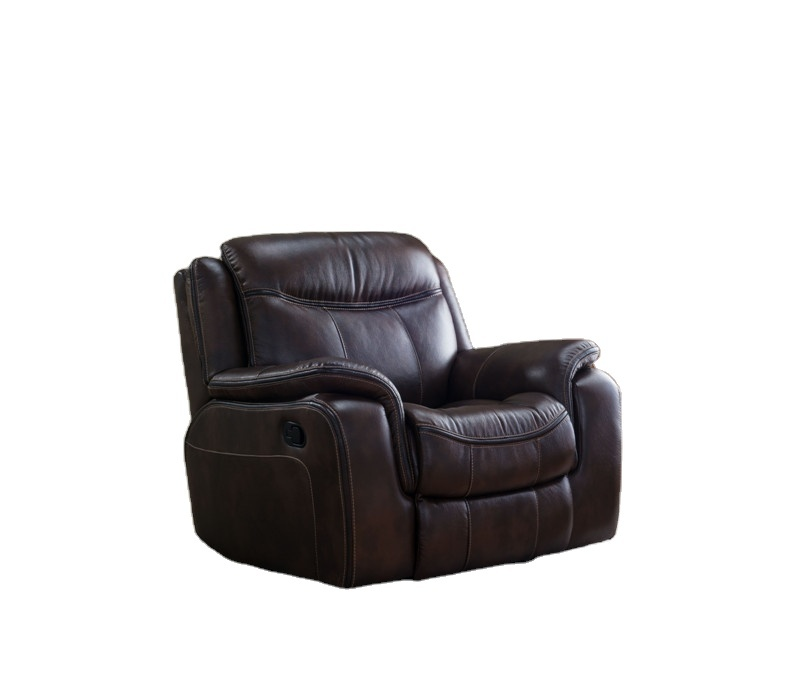 home furniture air leather recliner chair for living room SF3739