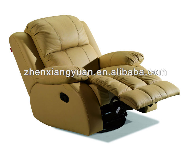 2021 Living room chairs recliner armchair leather rocker swivel recliner arm chair