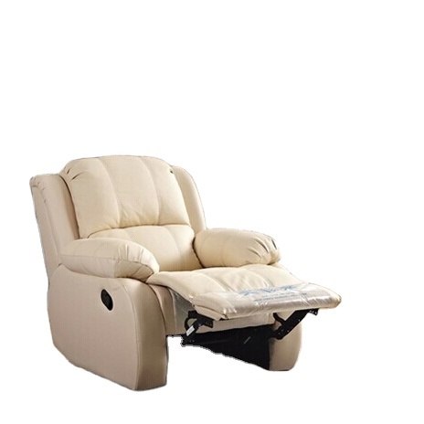 2021Manual Wall Recliner Chair grain Leather chair