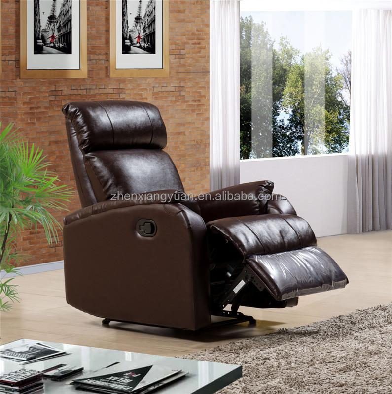 living room furniture one seate recliner chair /modern chair /single rocker chair SF3766