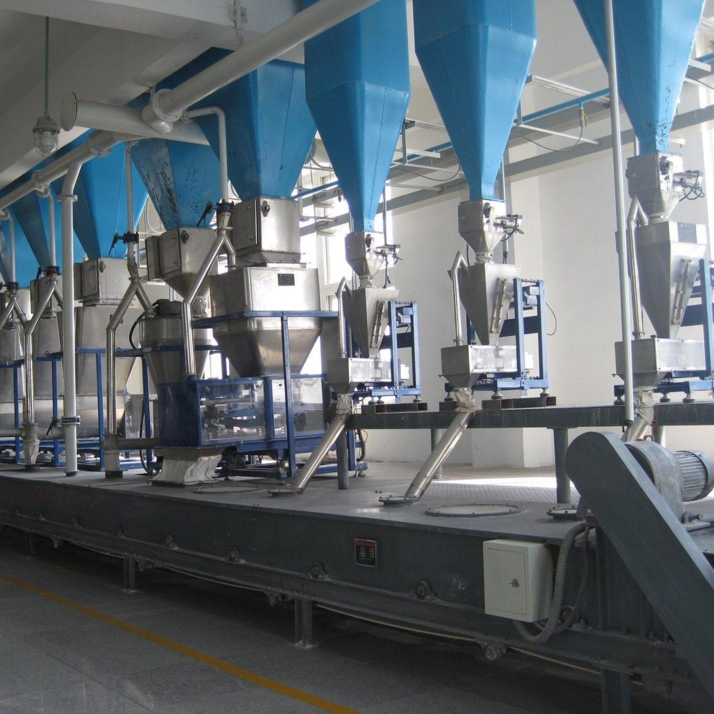 Complete Washing Powder Making Machine