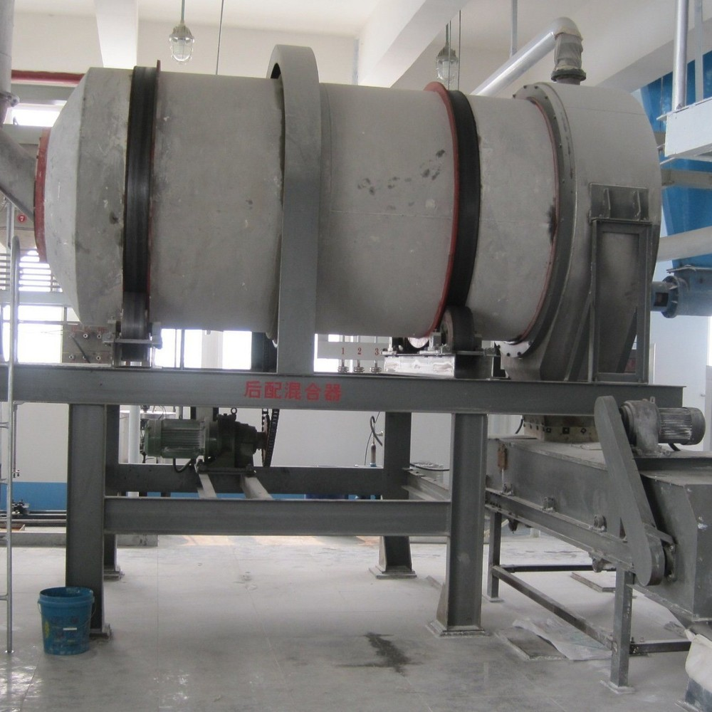 Fully Automatic Turnkey Detergent Powder Production Line