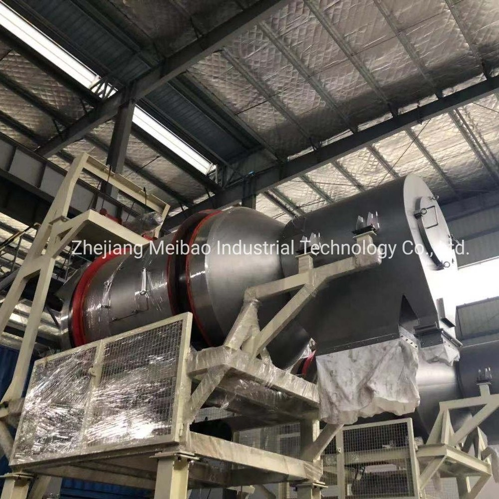 Spray Drying Tower Detergent Powder Production Line