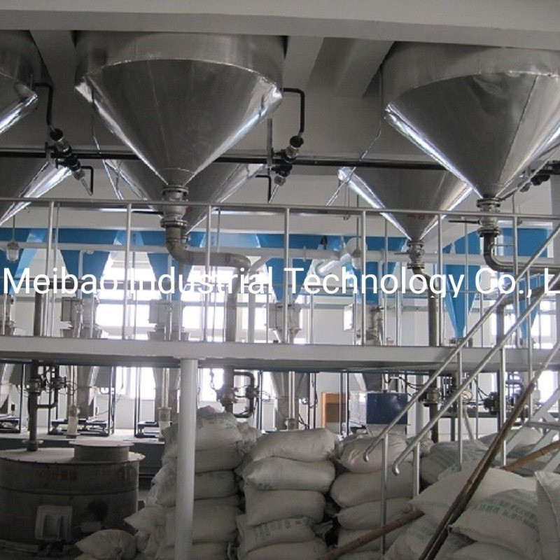 High Efficiency Washing Powder Making Machine with Spray Tower