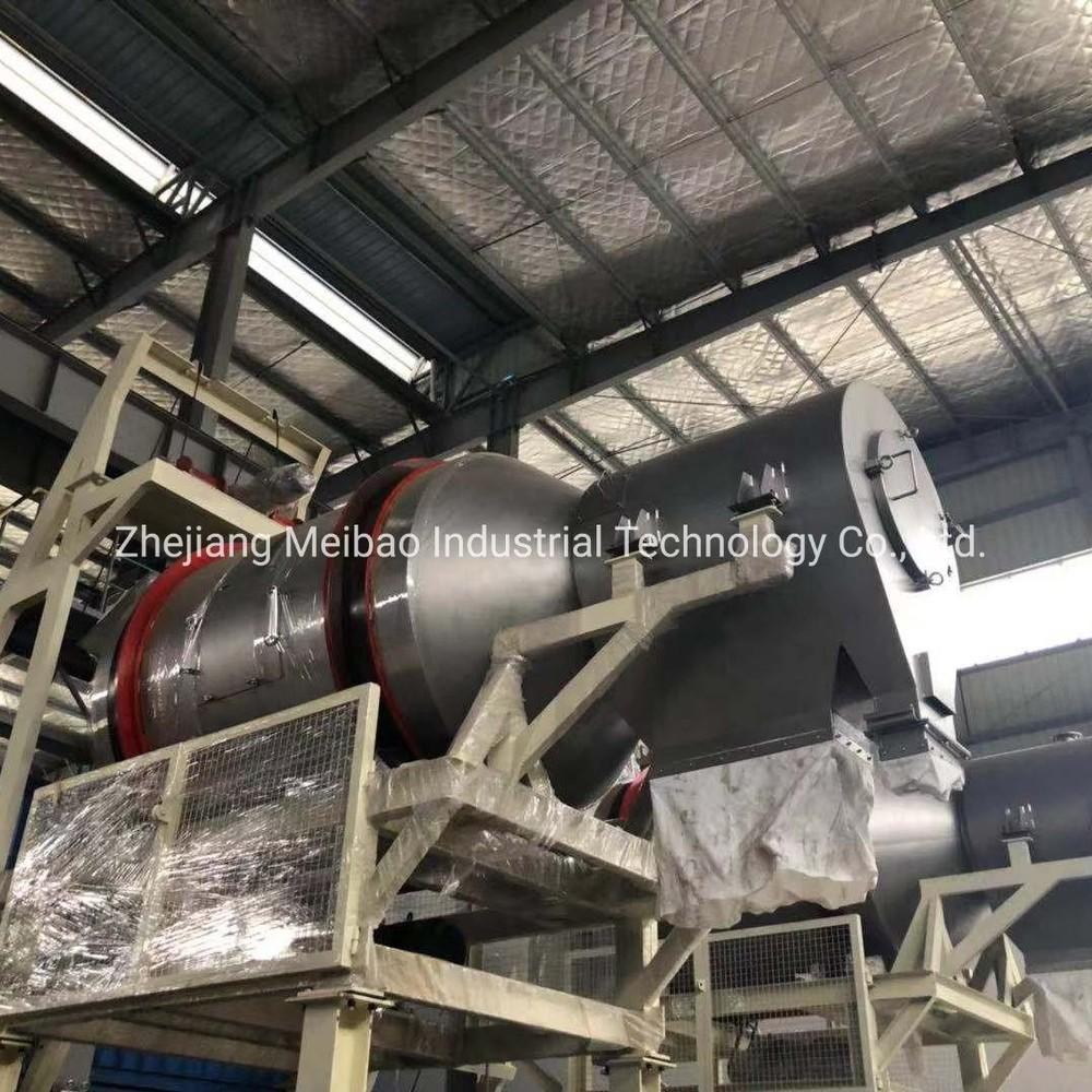 Turnkey Spray Tower Washing Powder Manufacturing Plant