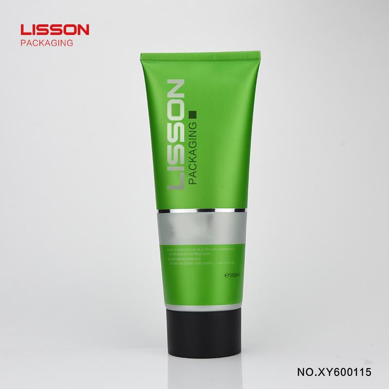 300ml hair care packaging tube hair gel extensions packaging tube