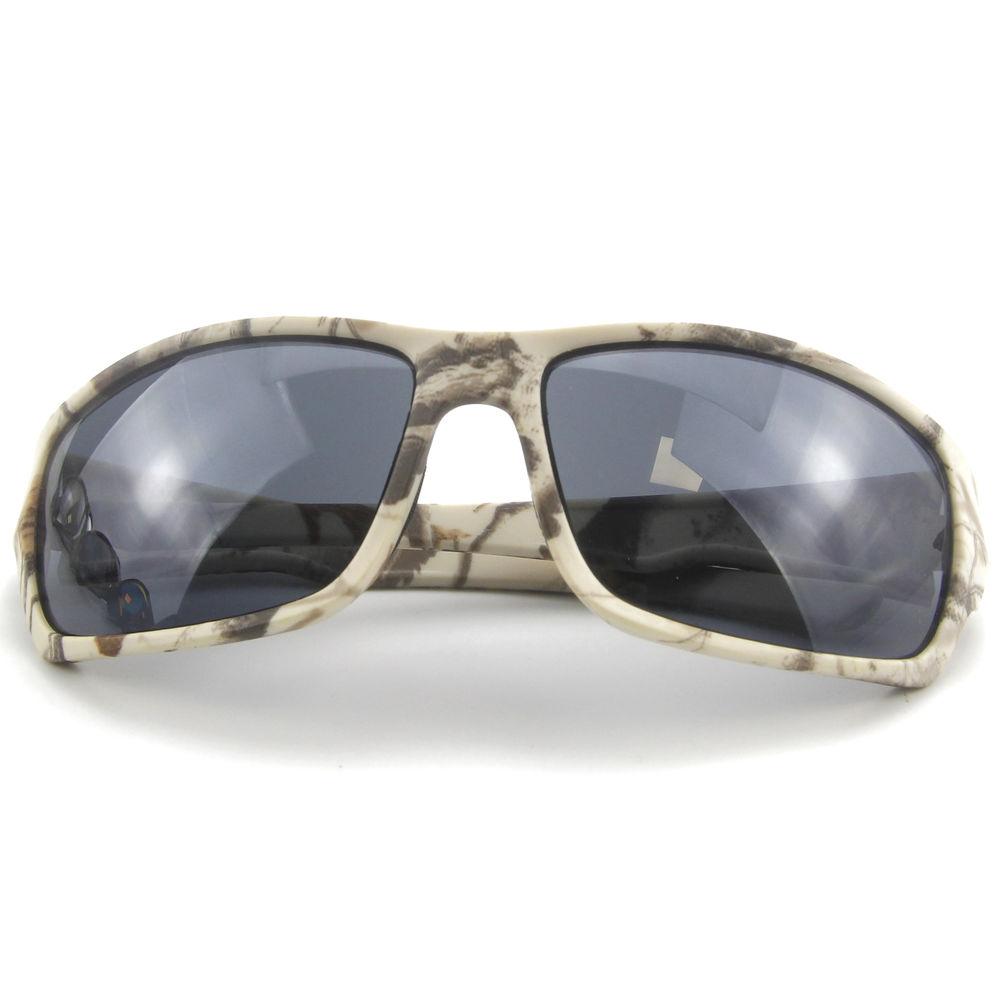EUGENIA Top Selling Fashion Sports MIrror Uv400 Lens Camo Sunglasses