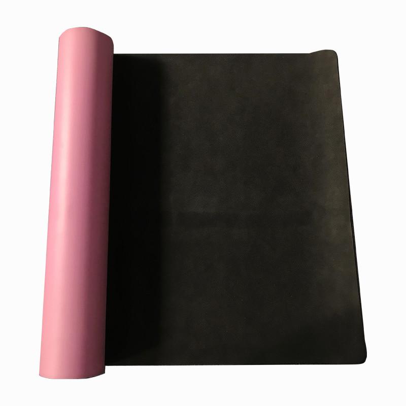 Non-Slip PU Yoga Mat/Foldable Custom Made Yoga Mats/Non Toxic Eco One Yoga Mat