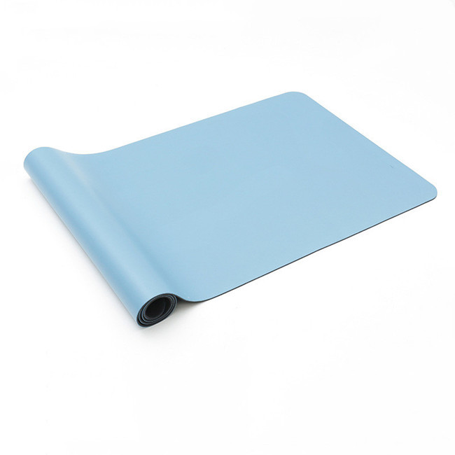 Hot sale german rubber yogamat, pu leather mat yoga for kids