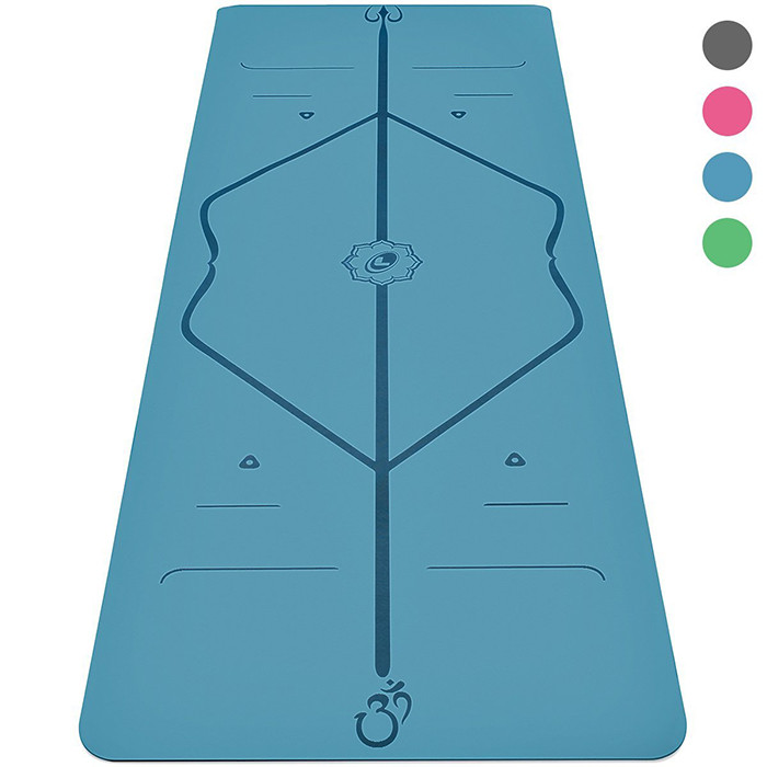 Tigerwings best affordable natural tree rubber pu yoga mat manufacturer