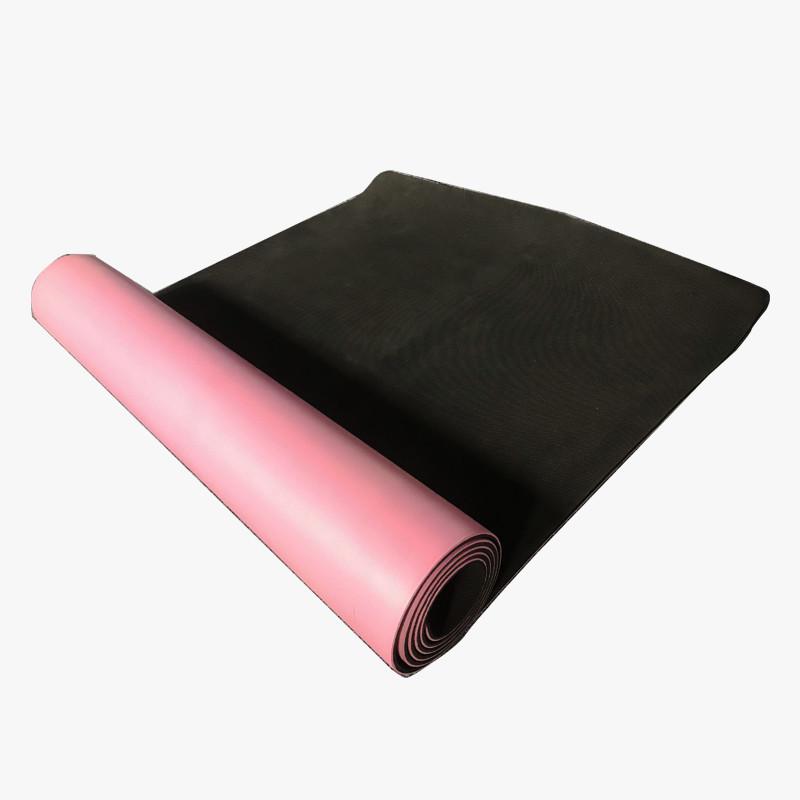 New style PU Yoga Mat custom logo yoga mat