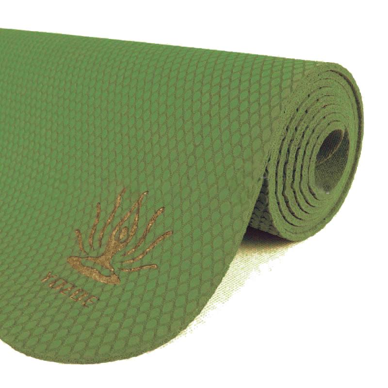 2016 Tigerwings Yozoe cheap yoga washable folding round mats