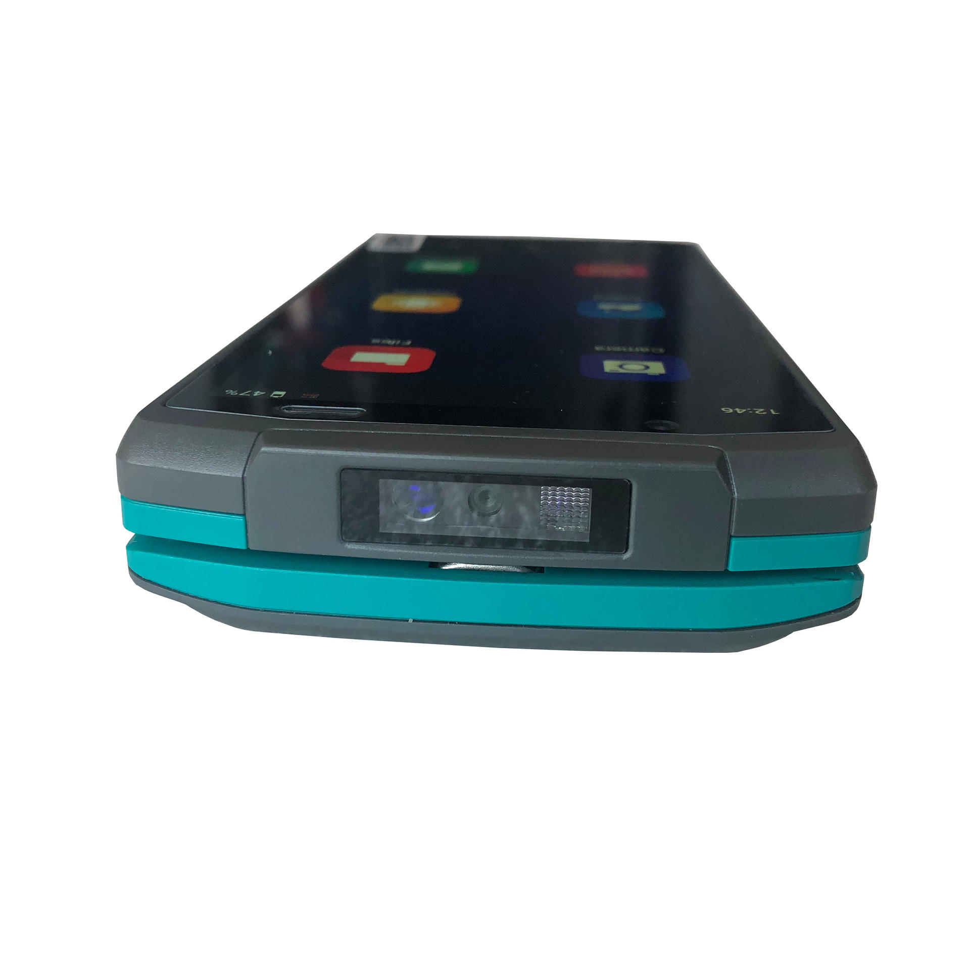 NFC Android Payment System Handheld POS Terminal With Card Reader