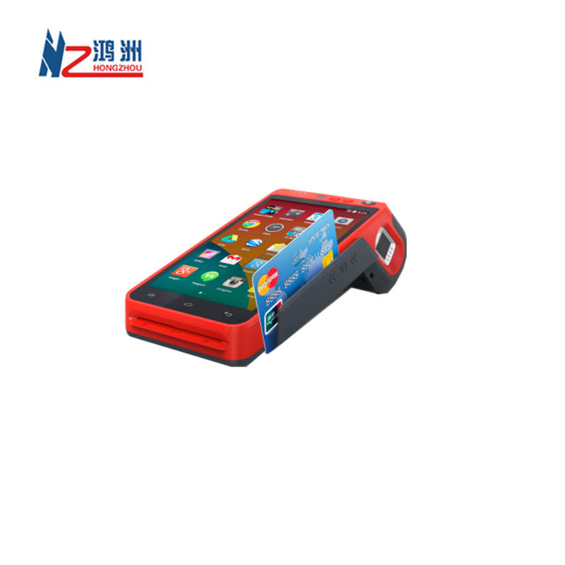 Android 7.0 Smart Handheld Android POS Restaurant