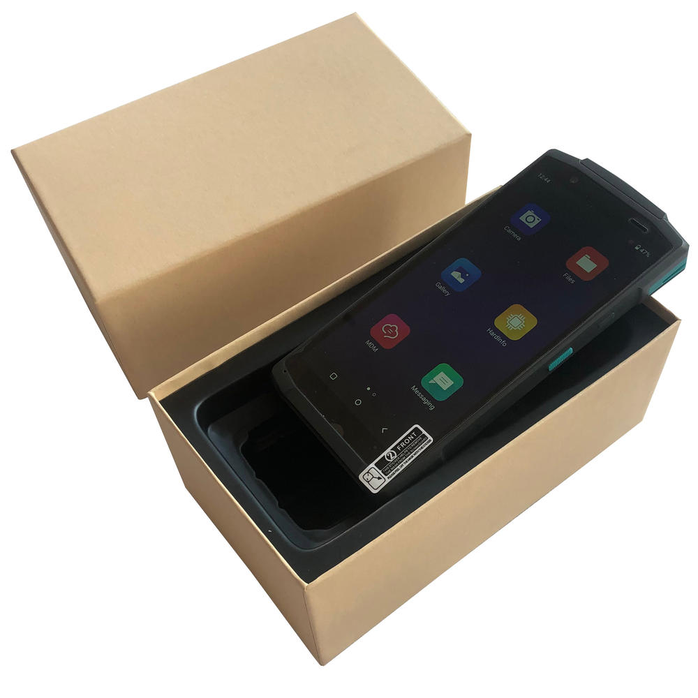 Android 10.0 Handheld Android 4G EFT POS Terminal with Barcode Scanner