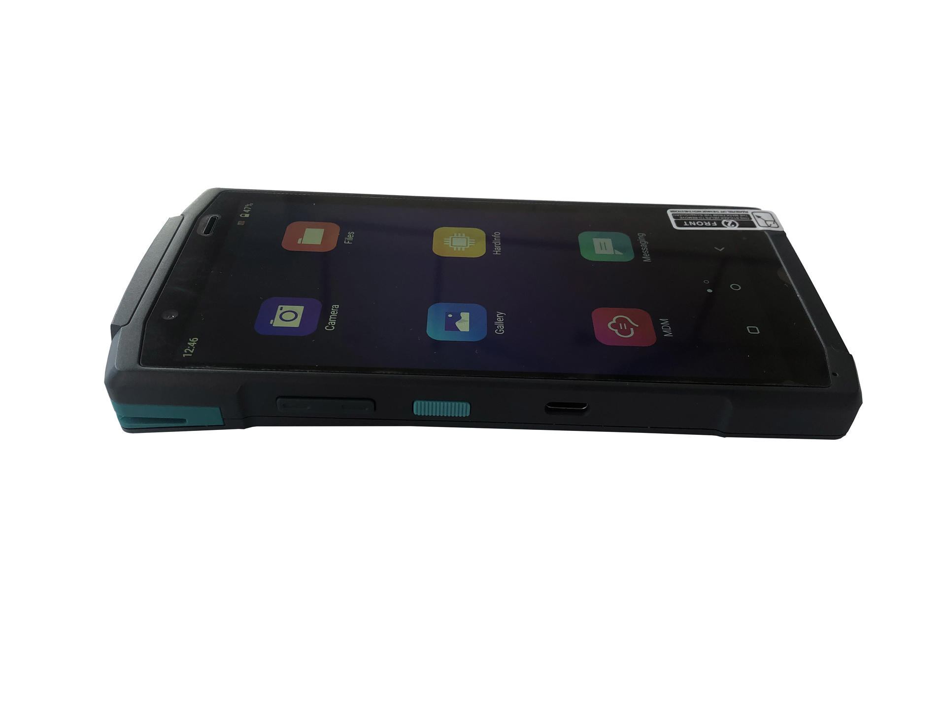 Android 10.0 Handheld POS Terminal with Barcode Scanner