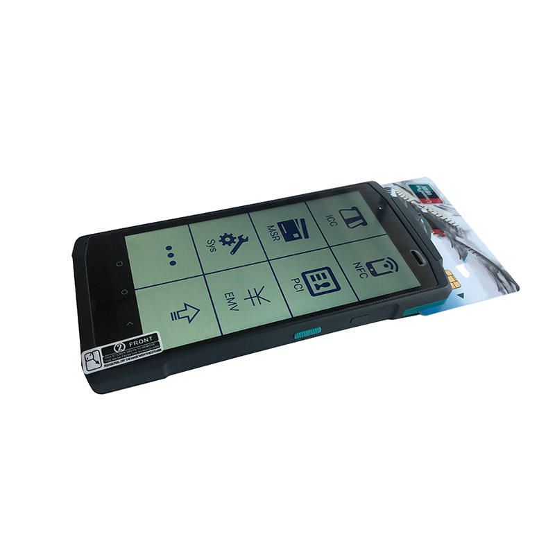 Smart Restaurant Touch Screen NFC Android Handheld POS Systems with Thermal Printer