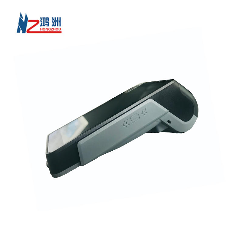 All In One Handheld Smart Device Android Wireless Handheld Android Pos Terminal With Integrating Scanning Code Payment