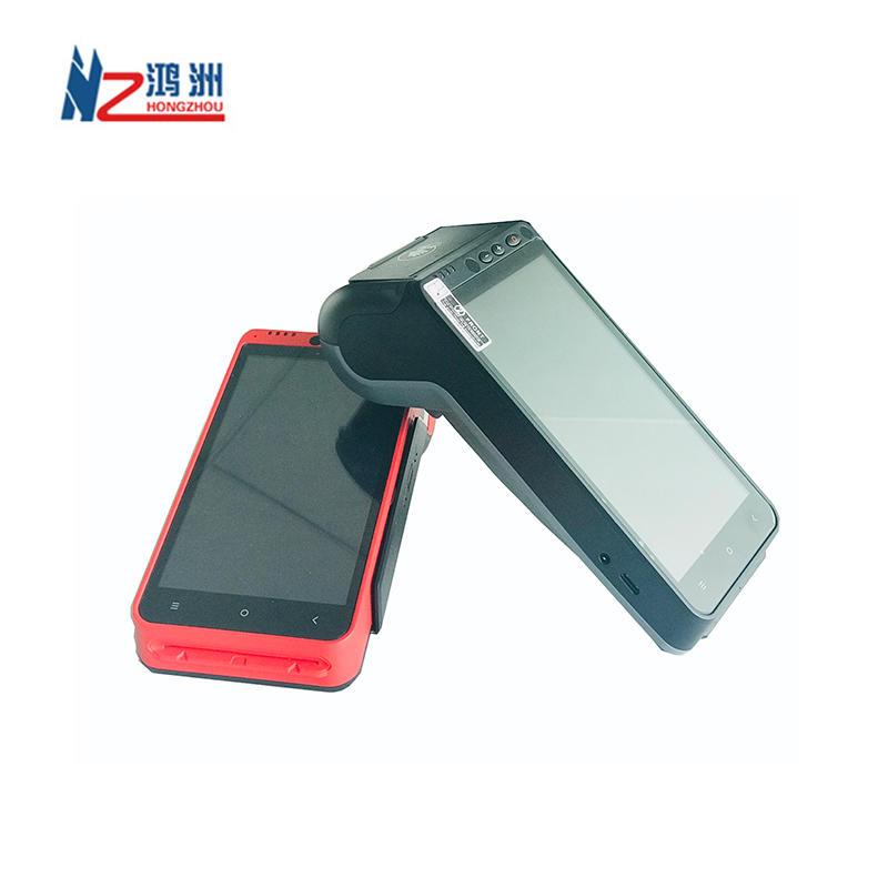 Handheld Smart CS10WIFI GPRS QR Code and NFC Payment POS Terminal