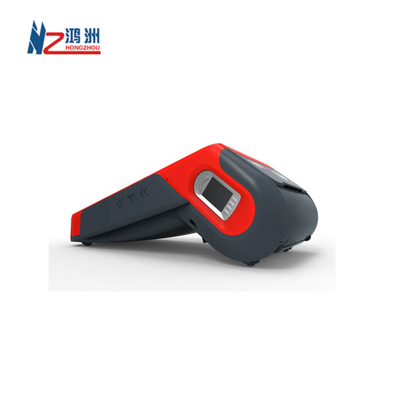 Smart Payment Portable Biometric POS Terminal With Fingerprint Reader/WIFI/NFC/4G pos system