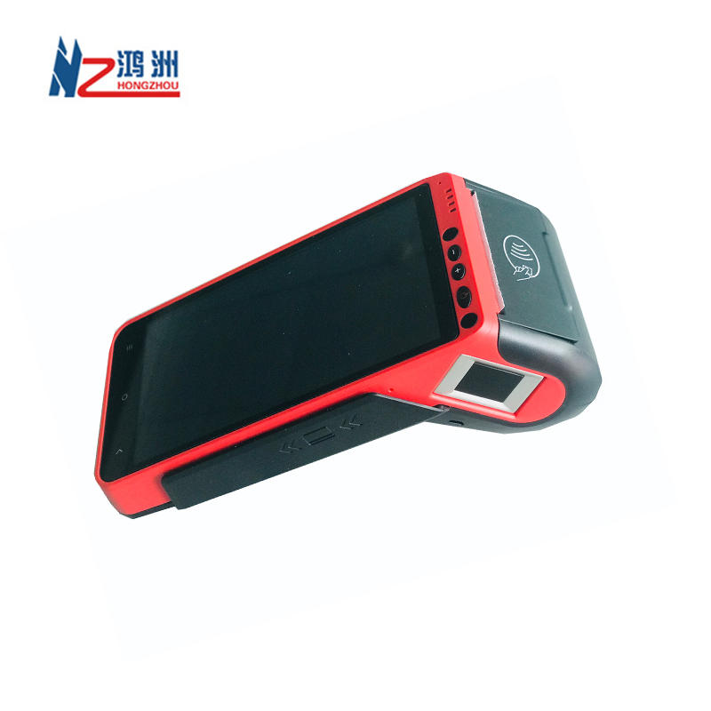 5.5 inch Android Smart Mobile POS System with Fingerprint