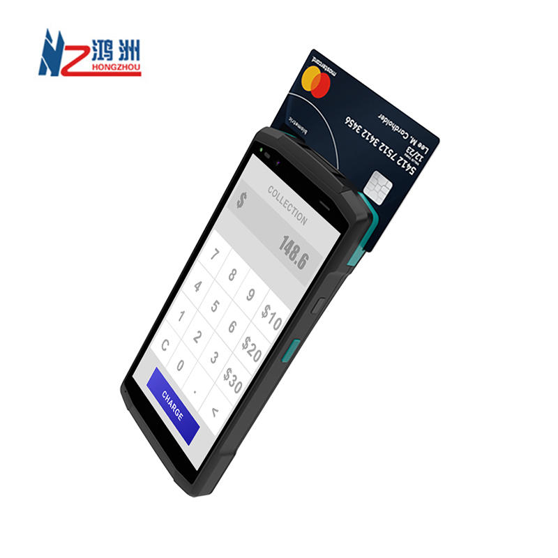 Durable 5.7 Inch Android 10.0 Smart POS Terminal